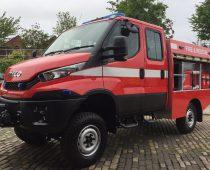 Fire Tenders Image